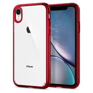 Купить Чехол Spigen Ultra Hybrid Red для iPhone XR