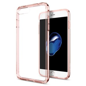Купить Чехол Spigen Ultra Hybrid Rose Crystal для iPhone 7 Plus