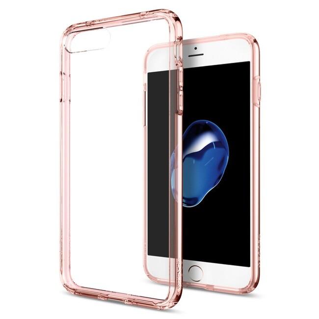 Чехол Spigen Ultra Hybrid Rose Crystal для iPhone 7 Plus