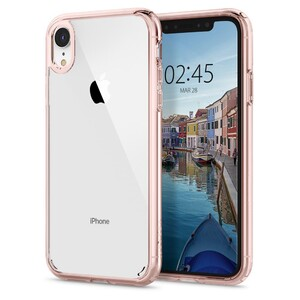 Купить Чехол Spigen Ultra Hybrid Rose Crystal для iPhone XR