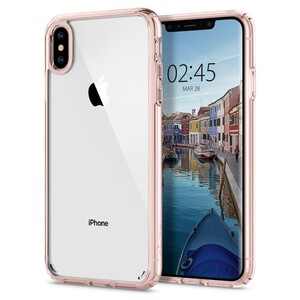 Купить Чехол Spigen Ultra Hybrid Rose Crystal для iPhone XS Max