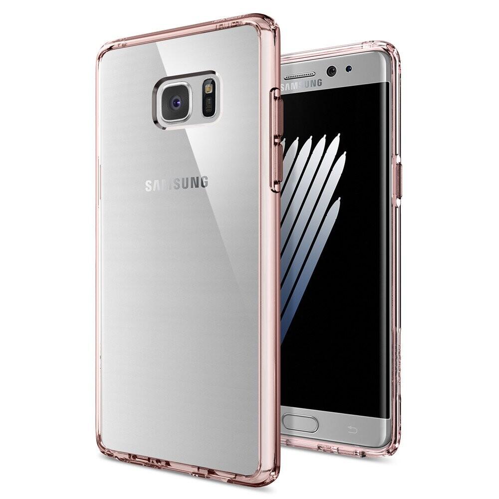 Чехол Spigen Ultra Hybrid Rose Crystal для Samsung Galaxy Note 7