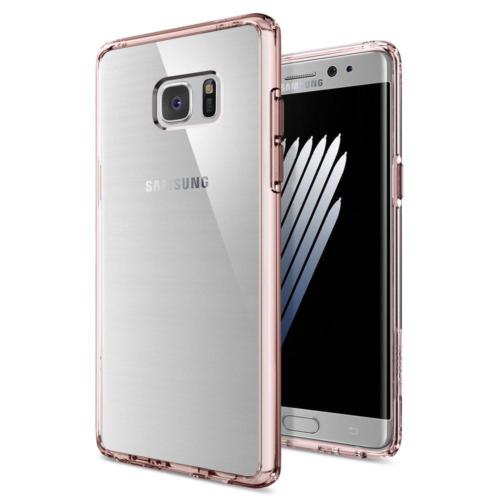 Купить Чехол Spigen Ultra Hybrid Rose Crystal для Samsung Galaxy Note 7