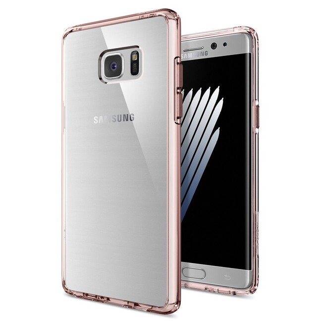 Чехол Spigen Ultra Hybrid Rose Crystal для Samsung Galaxy Note 7
