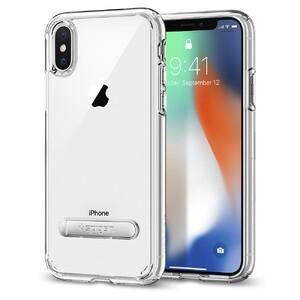 Купить Чехол Spigen Ultra Hybrid S Crystal Clear для iPhone X/XS