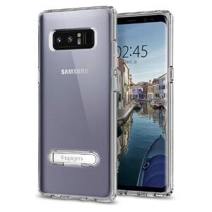 Купить Чехол Spigen Ultra Hybrid S Crystal Clear для Galaxy Note 8