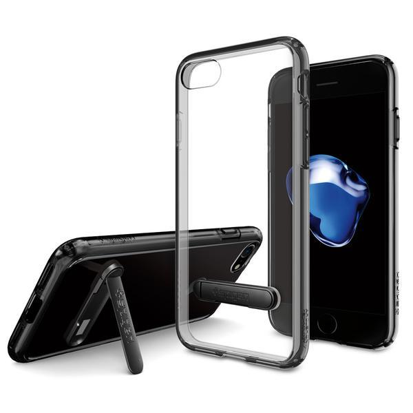 Чехол Spigen Ultra Hybrid S Jet Black для iPhone 7