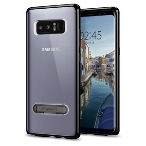 Купить Чехол Spigen Ultra Hybrid S Midnight Black для Galaxy Note 8