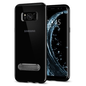 Купить Чехол Spigen Ultra Hybrid S Midnight Black для Samsung Galaxy S8 Plus