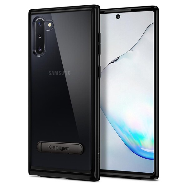 Чехол Spigen Ultra Hybrid S Matte Black для Samsung Galaxy Note 10