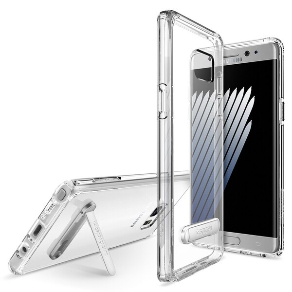 Чехол Spigen Ultra Hybrid S для Samsung Galaxy Note 7