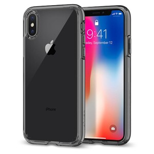 Купить Чехол Spigen Ultra Hybrid Space Crystal для iPhone X/XS