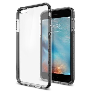 Купить Чехол Spigen Ultra Hybrid TECH Crystal Black для iPhone 6 Plus/6s Plus
