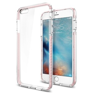 Купить Чехол Spigen Ultra Hybrid TECH Crystal Rose для iPhone 6 Plus/6s Plus