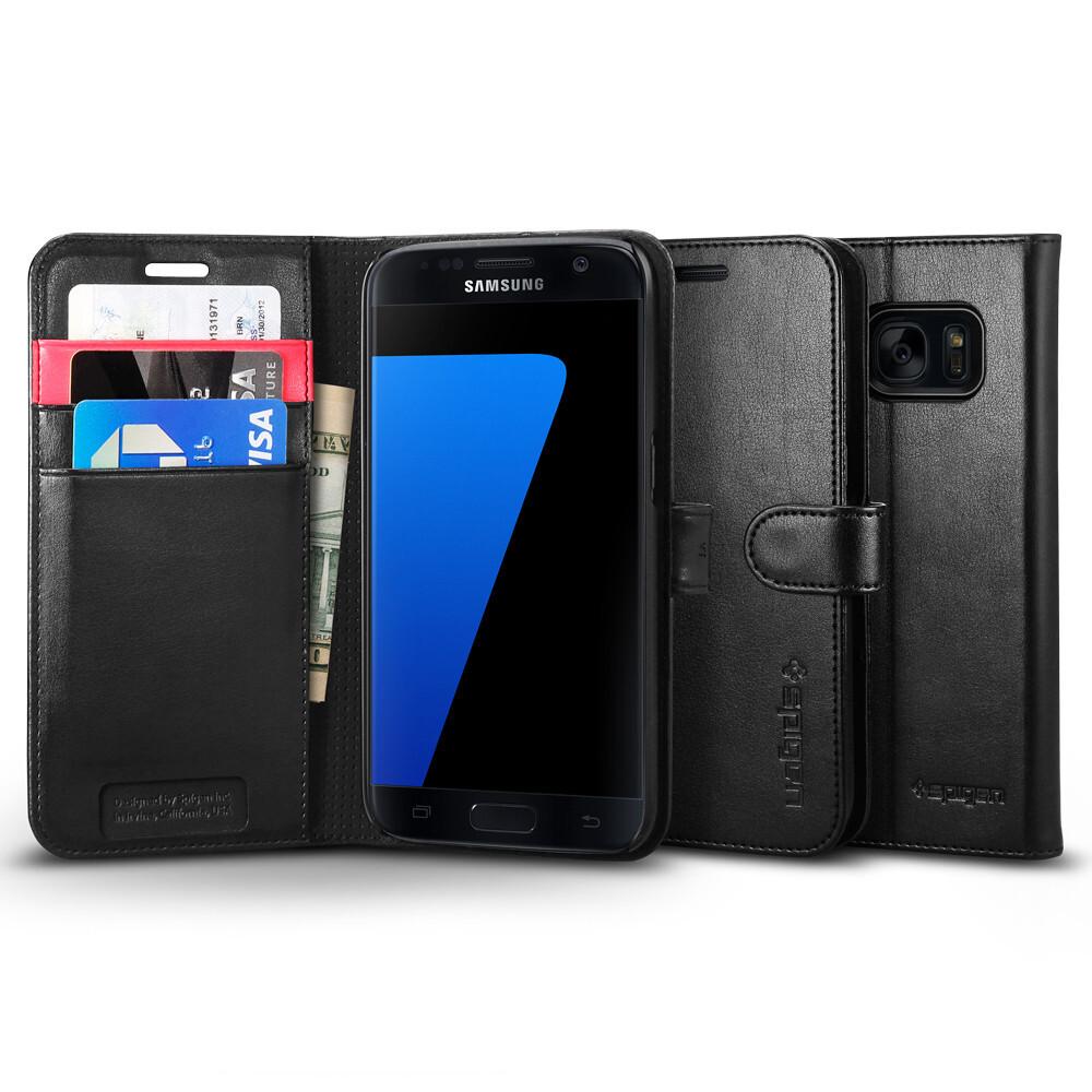 Чехол Spigen Wallet S для Samsung Galaxy S7