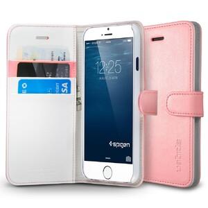 Купить Чехол Spigen Wallet S Pink для iPhone 6/6s