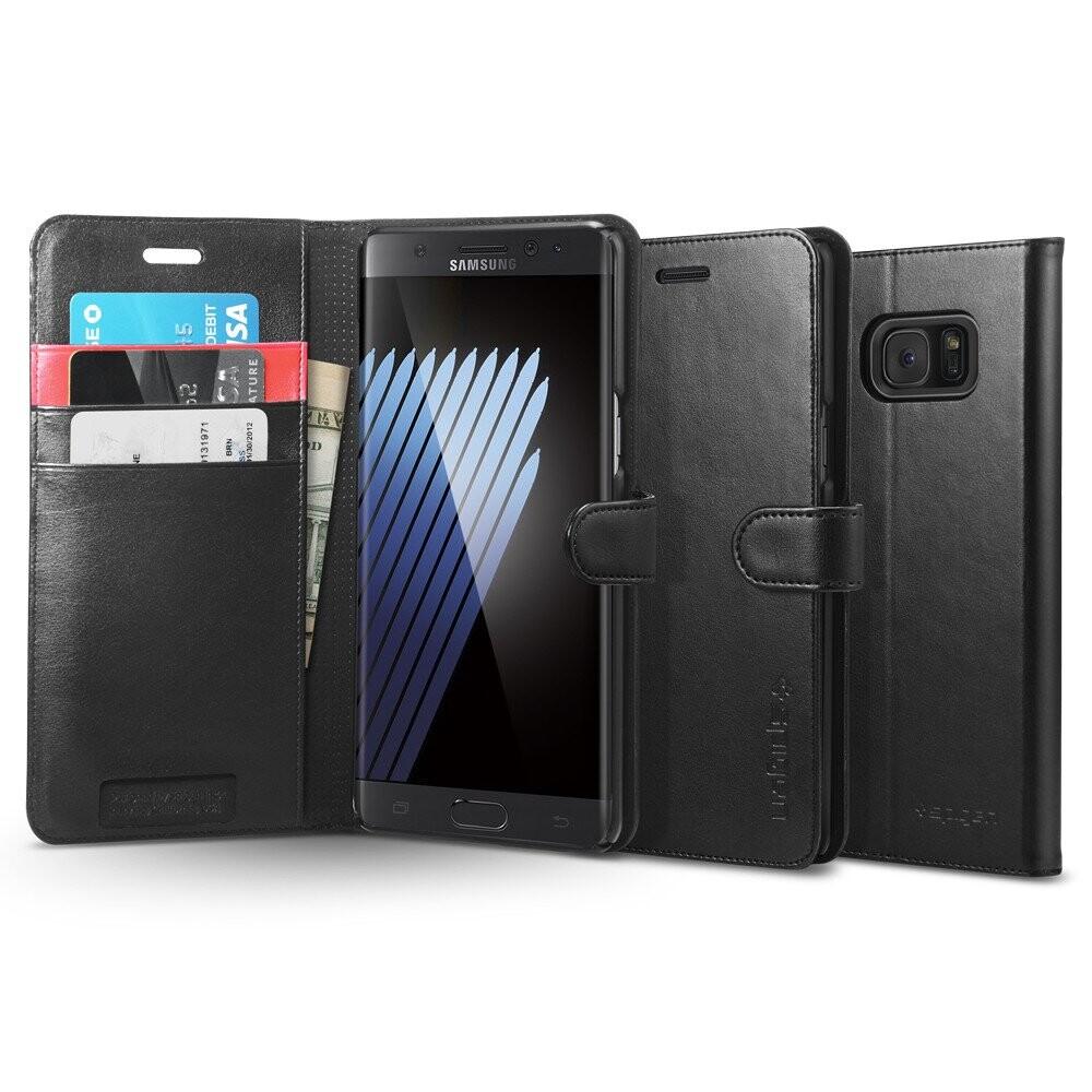 Чехол Spigen Wallet S для Samsung Galaxy Note 7