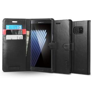 Купить Чехол Spigen Wallet S для Samsung Galaxy Note 7
