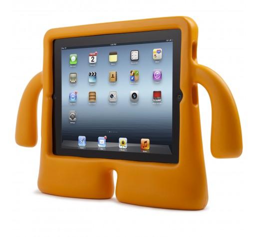 Детский чехол iLoungeMax iGuy Orange для iPad 2   3   4