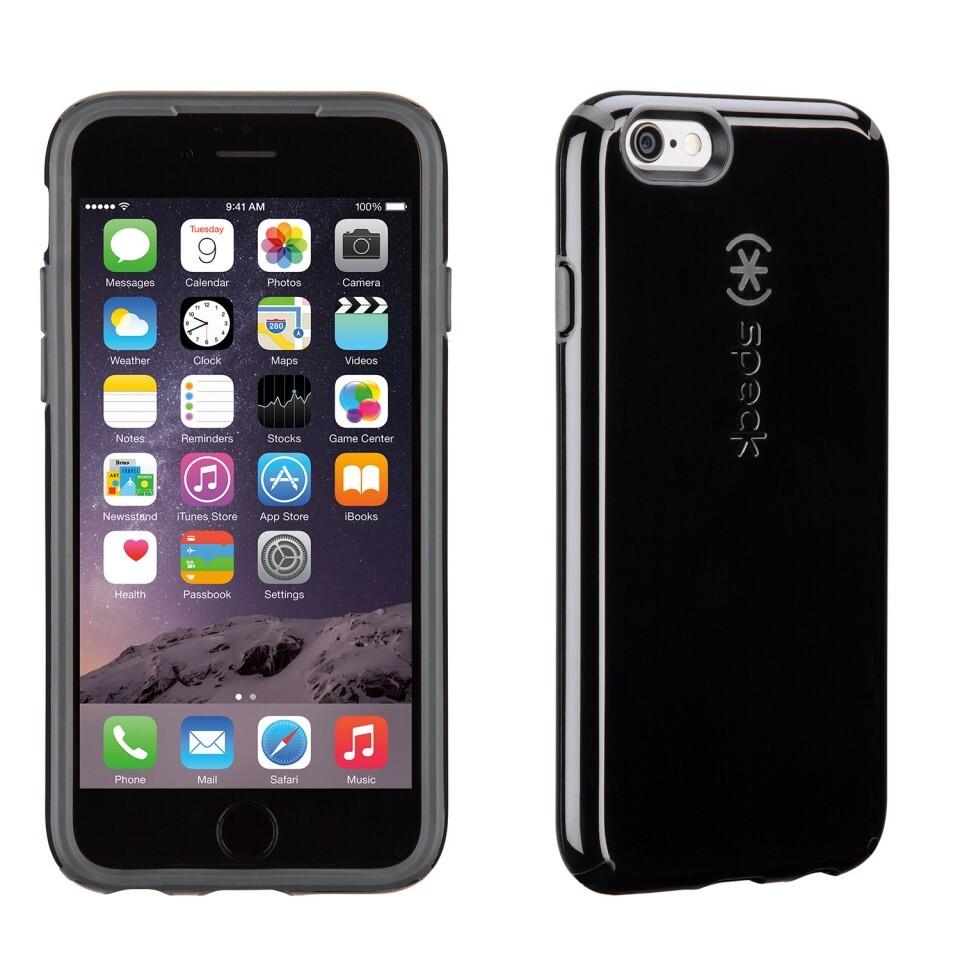 Чехол Speck CandyShell Black/Slate Grey для iPhone 6/6s