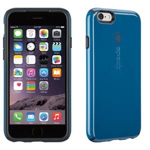 Купить Чехол Speck CandyShell Tahoe Blue/Charcoal Grey для iPhone 6/6s