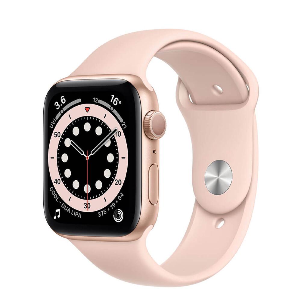 Купить Ремешок oneLounge Sport Band 38mm | 40mm Pink Sand для Apple Watch SE | 6 | 5 | 4 | 3 | 2 | 1 OEM