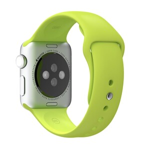Купить Ремешок Apple 38mm Green Sport Band (MJ4L2) для Apple Watch