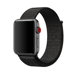 Купить Ремешок Sport Loop OEM Black для Apple Watch 42mm Series 1/2/3