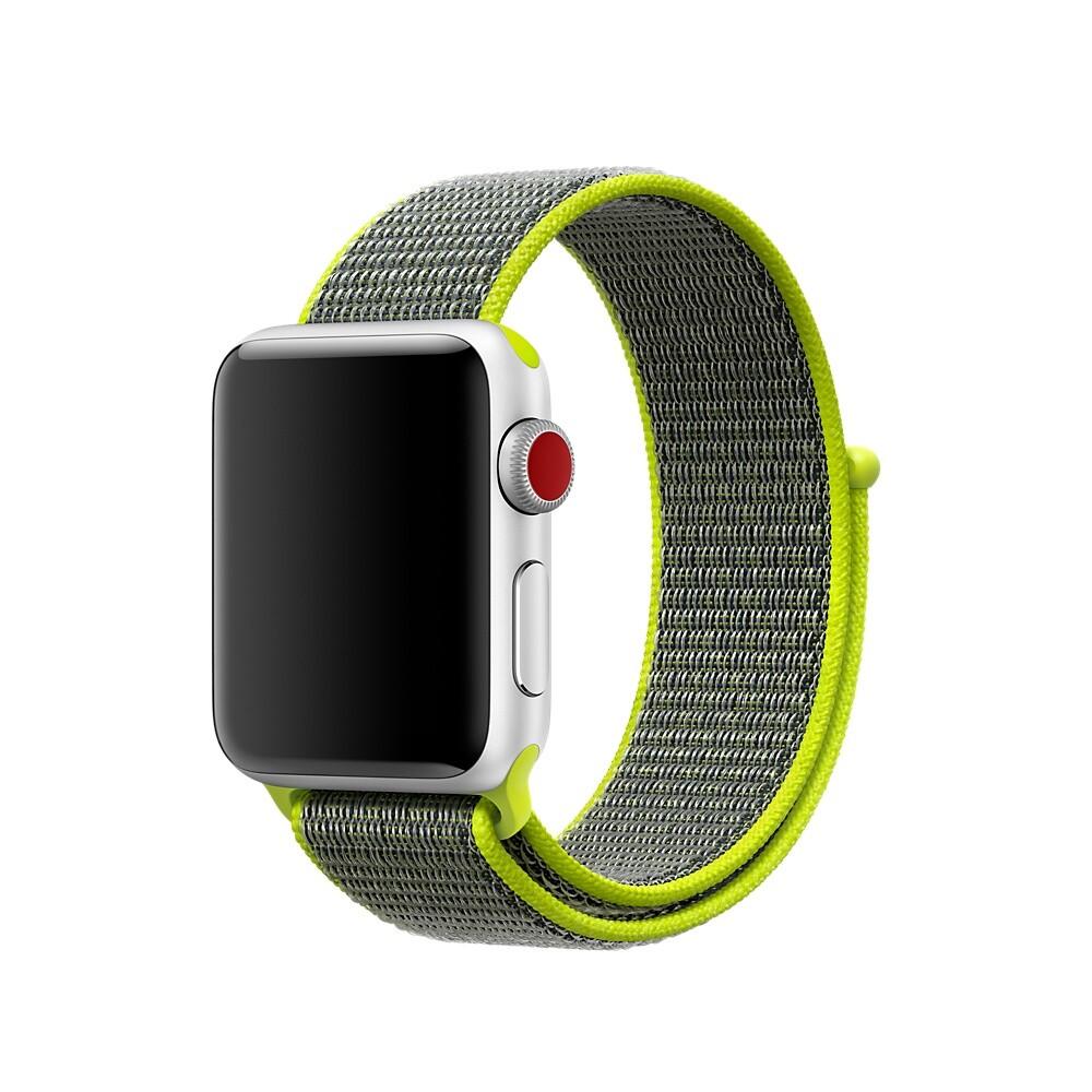 Ремешок iLoungeMax Sport Loop Flash для Apple Watch 40mm   38mm SE   6   5   4   3   2   1 OEM
