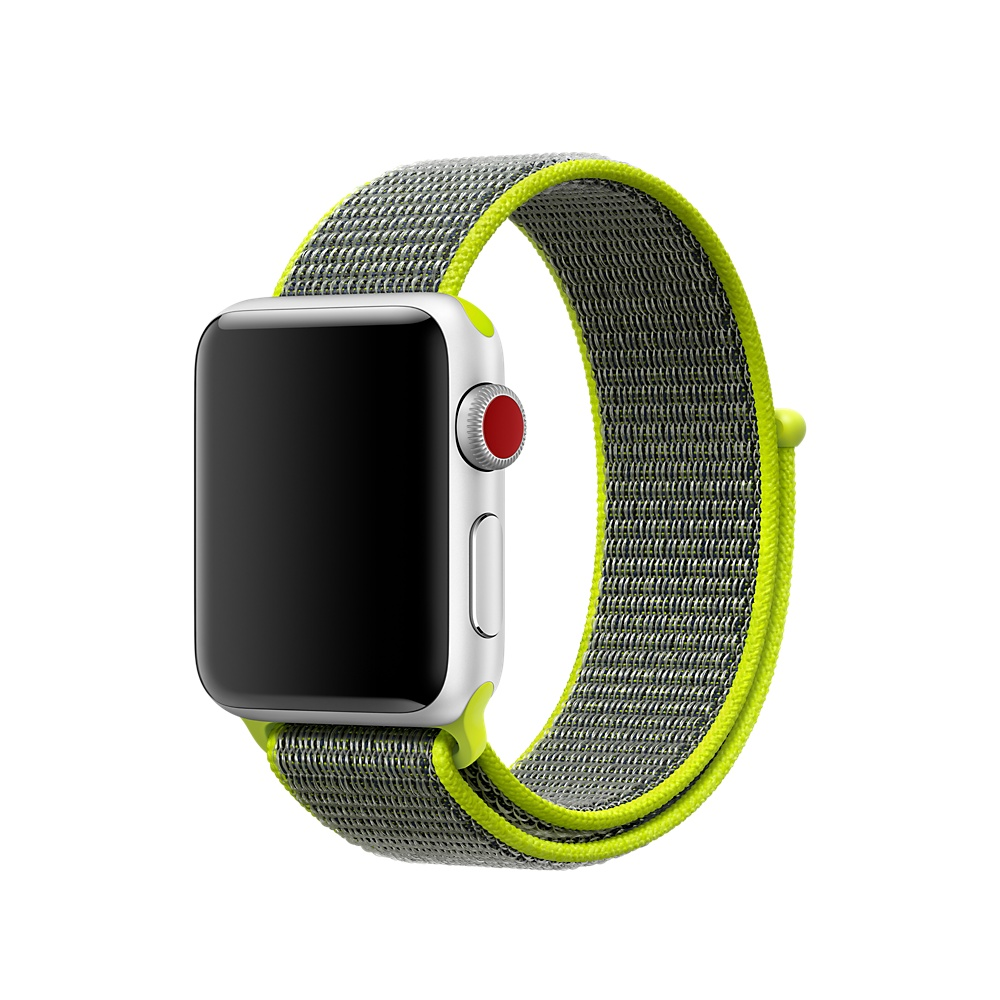 sport loop oem flash apple watch 38mm series 1. Black Bedroom Furniture Sets. Home Design Ideas