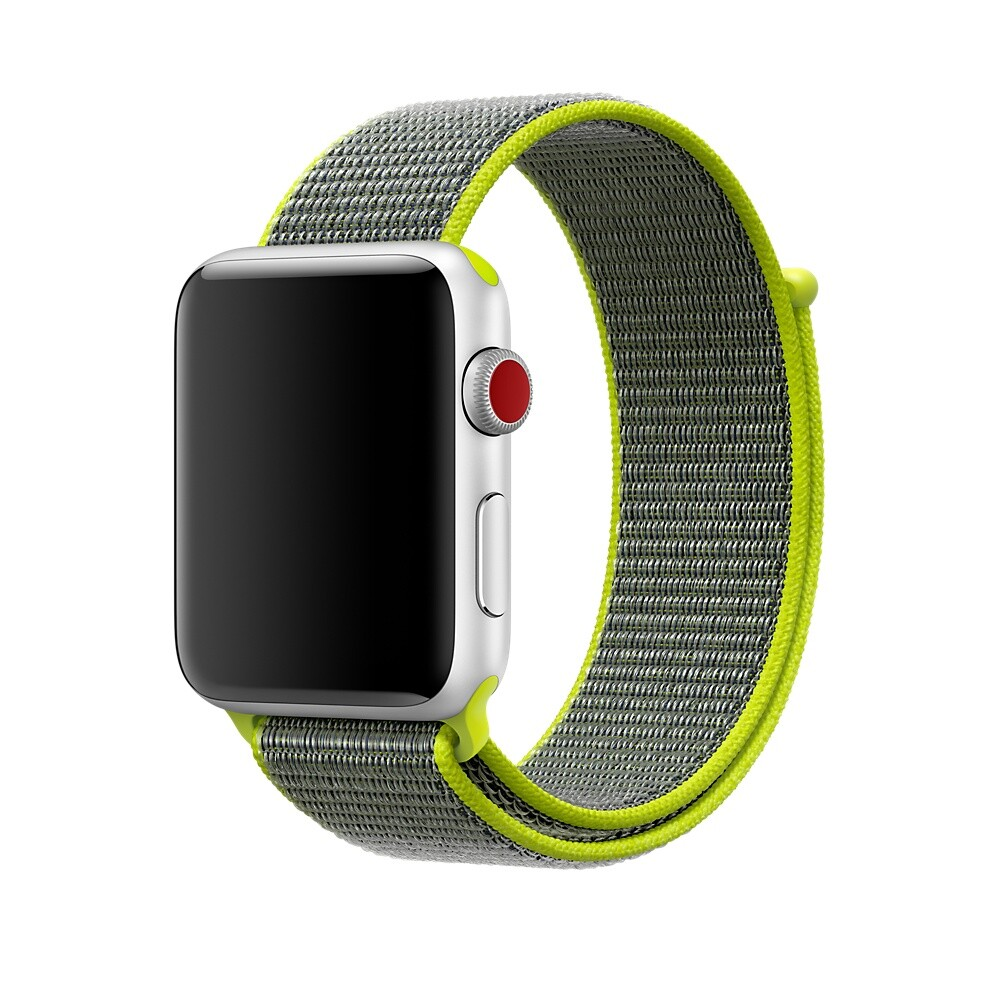 Ремешок iLoungeMax Sport Loop Flash для Apple Watch 42mm | 44mm SE | 6 | 5 | 4 | 3 | 2 | 1 OEM