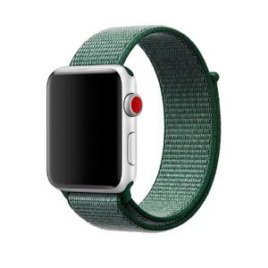Купить Ремешок oneLounge Sport Loop Army Green для Apple Watch 42mm/44mm Series 1/2/3/4 (Лучшая копия Apple)