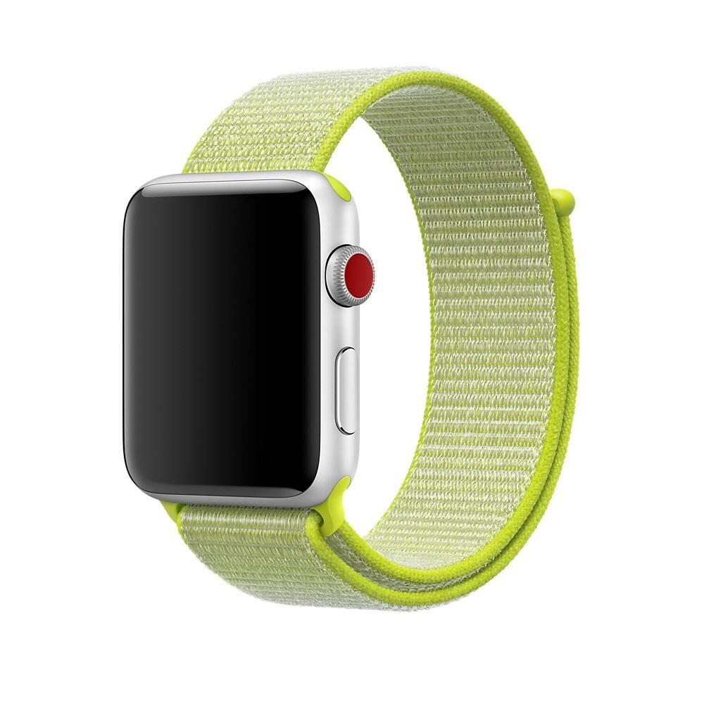 Ремешок oneLounge Sport Loop Flash Light для Apple Watch 42mm | 44mm SE | 6 | 5 | 4 | 3 | 2 | 1 OEM