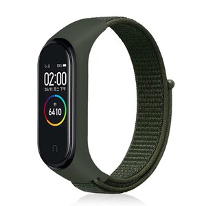 Купить Ремешок oneLounge Sport Loop Forest Green для Xiaomi Mi Band 3/4