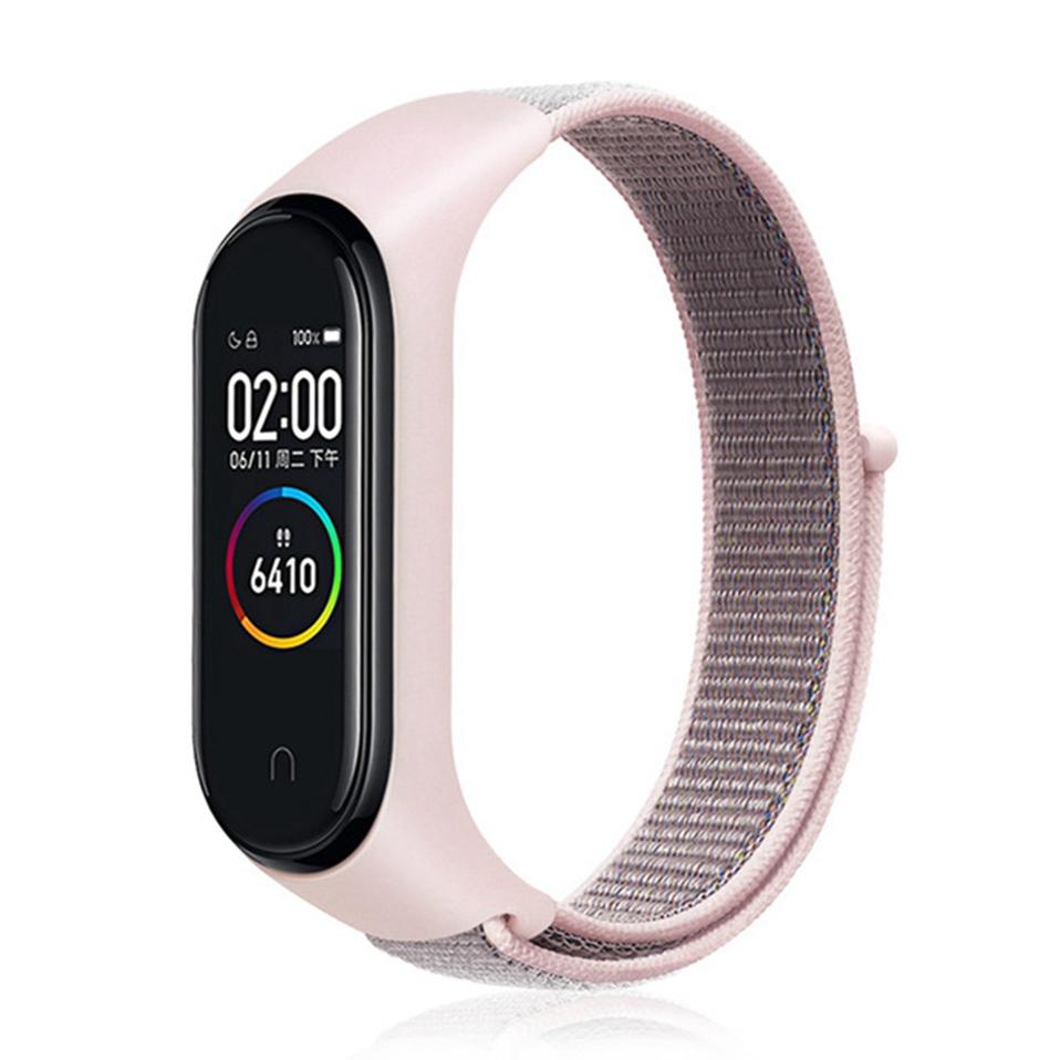 Купить Ремешок iLoungeMax Sport Loop Pink для Xiaomi Mi Band 3 | 4