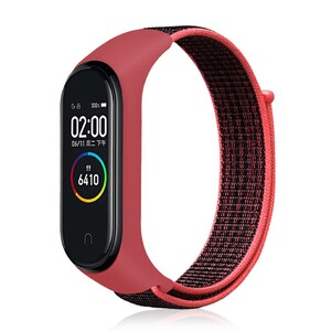 Купить Ремешок oneLounge Sport Loop Red для Xiaomi Mi Band 3/4