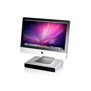 Купить Подставка Just Mobile Drawer для iMac/монитора