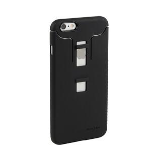 Купить Чехол + держатель Nite Ize Steelie Black для iPhone 6/6s