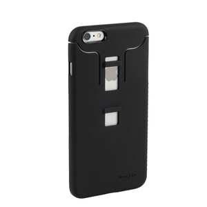 Купить Чехол + держатель Nite Ize Steelie Black для iPhone 6 Plus/6s Plus