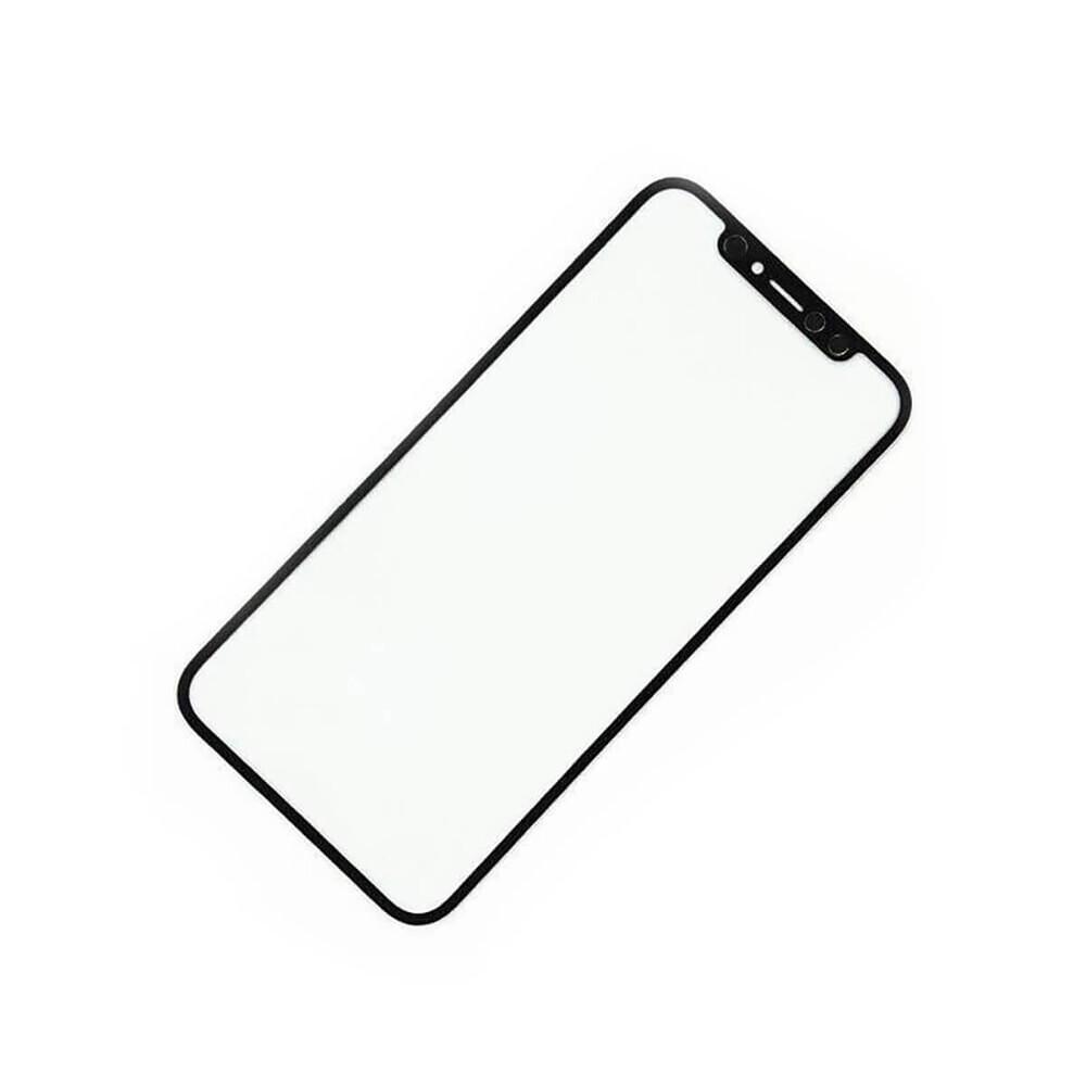 Купить Стекло с рамкой+ОСА пленка для iPhone 12 Pro Max