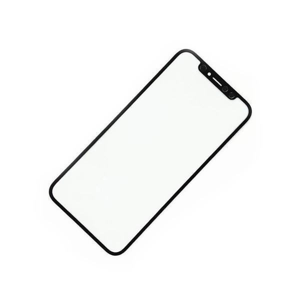 Стекло с рамкой+ОСА пленка для iPhone 12 Pro Max