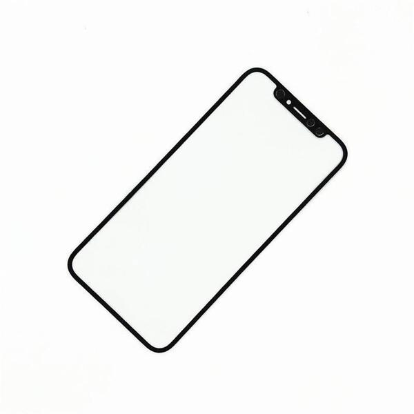 Стекло с рамкой+ОСА пленка для iPhone 11