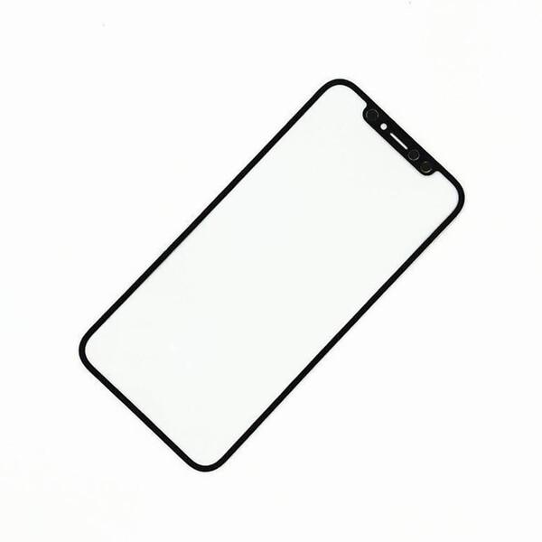 Стекло с рамкой+ОСА пленка для iPhone 11 Pro Max