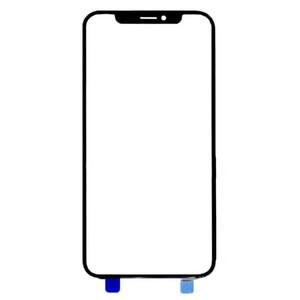 Купить Стекло с рамкой + ОСА пленка для iPhone X