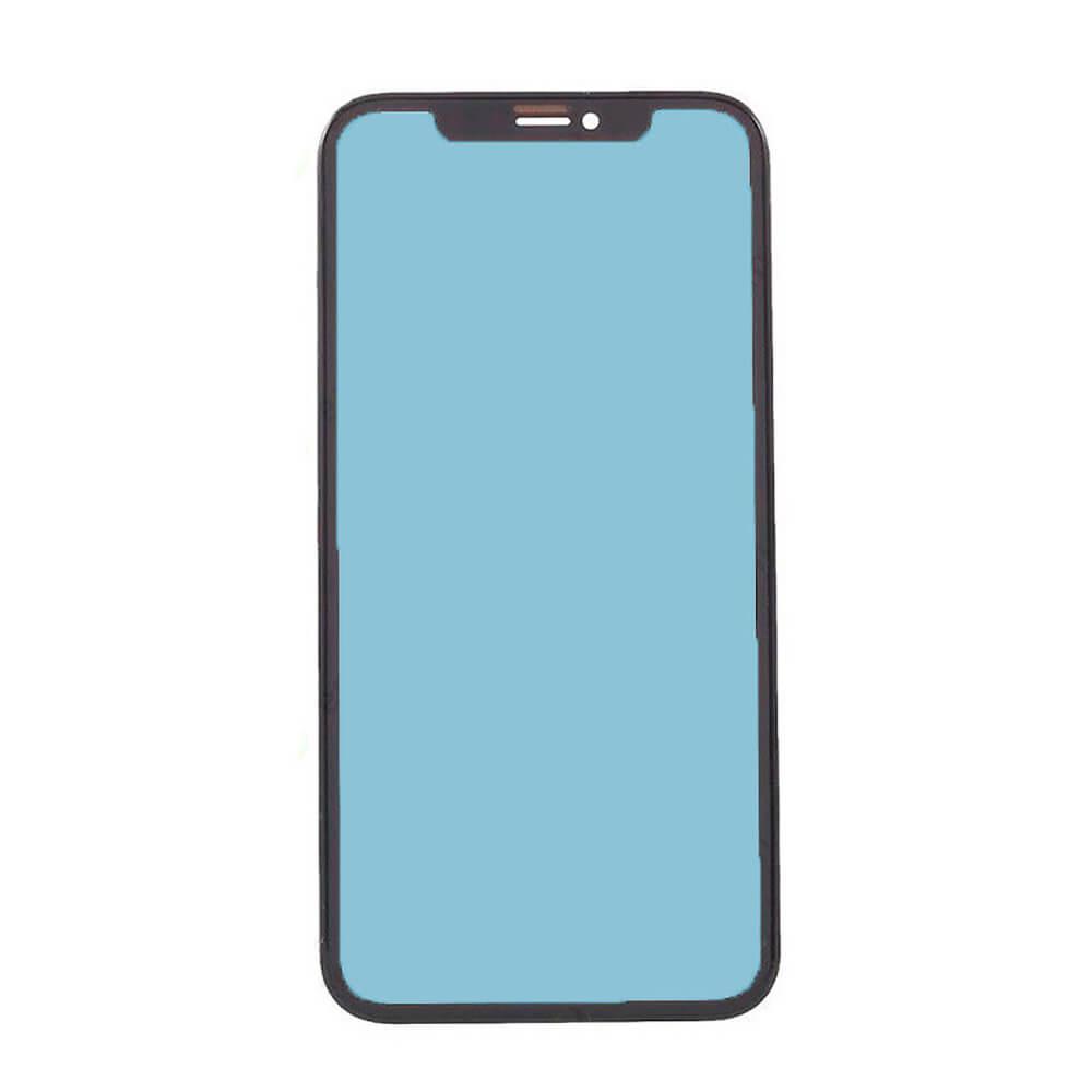 Купить Стекло с рамкой+ОСА пленка для iPhone XR