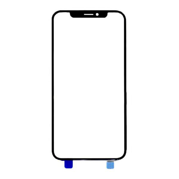 Стекло с рамкой + ОСА пленка для iPhone XS Max