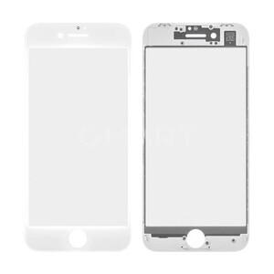 Купить Стекло дисплея с рамкой (White) для iPhone 8