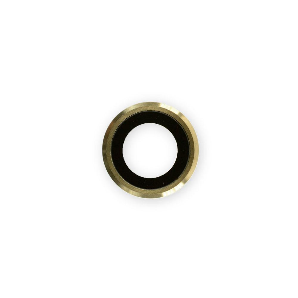 Купить Стекло задней камеры (Gold) для iPhone 6 Plus