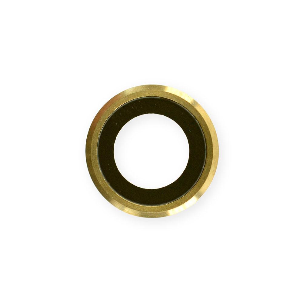 Купить Стекло задней камеры (Gold) для iPhone 6s Plus
