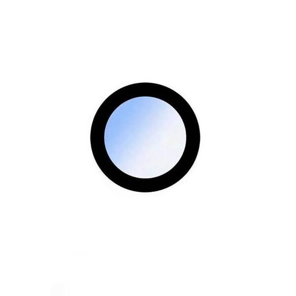 Стекло задней камеры для iPhone 11 Pro Max (с тонким ободком)